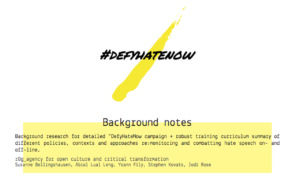 dhn background notes