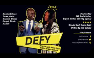DEFY - the film - blog