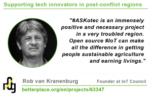 Rob van Kranenburg on #ASKotec