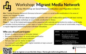 Migrant Media Network-MMN Parcipants recruitement (2)